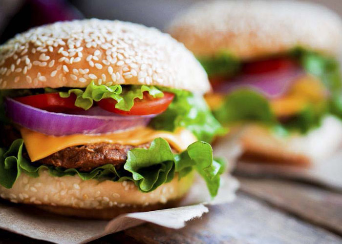May 28 is National Burger Day