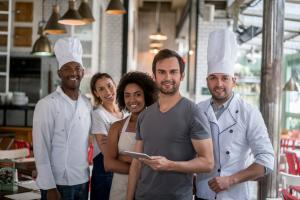 Challenges in the Foodservice Labor Market: BENEFITS OF WORKING IN FOODSERVICE