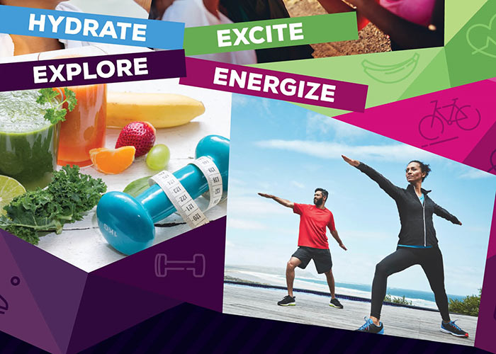 National Nutrition Month® This Week: ENERGIZE