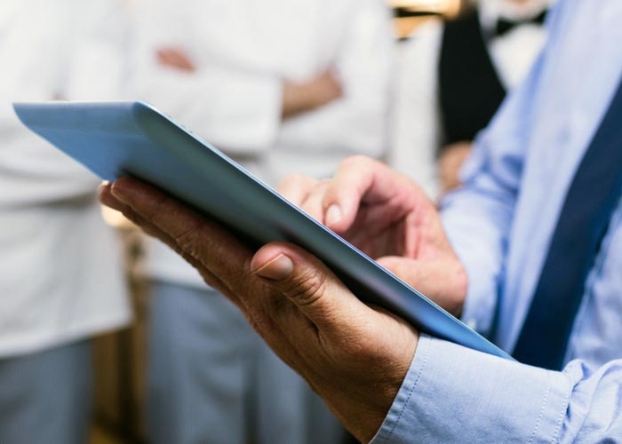 Rise of High-Tech in Foodservice: Pay at the Table